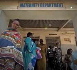 בדרום סודאן שעור תמותת היולדות הגבוה בעולם: ד