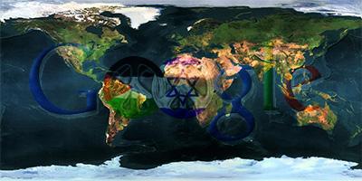 גוגל הכריזה על הקמת פלסטין