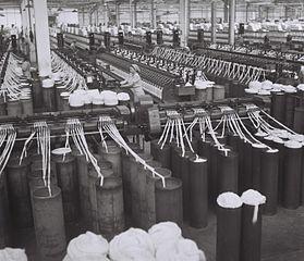 בעקבות קריסת הטקסטיל בארץ המשטרה מחפשת מפעל